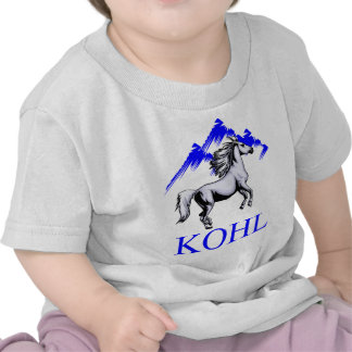 Kohl Colt Logo_Color and Text T-shirt
