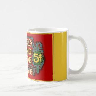 Kohler's Cigars - 1900 Coffee Mug