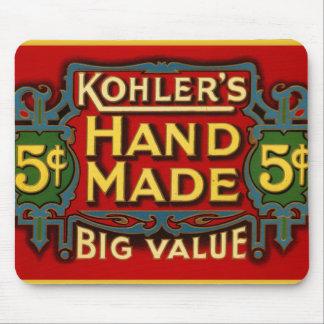 Kohler's Cigars - 1900 Mouse Pad