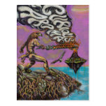 Kohoutek Curious Aroma album cover Postcard
