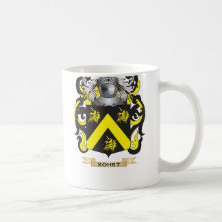Kohrt Coat of Arms (Family Crest) Coffee Mug