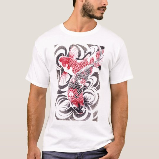 koi02apporal12by14 copy T-Shirt