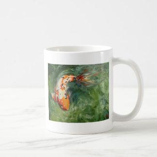 Koi#9 Classic White Coffee Mug