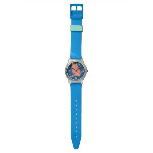 Koi amistoso relojes de mano