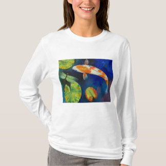 Koi and Dragonfly T-Shirt