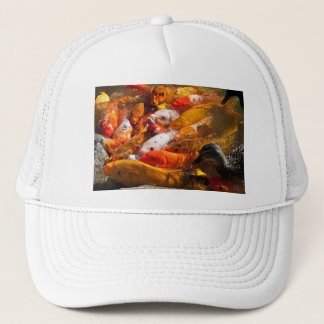 Koi and Duck Cap