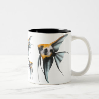 Koi Angelfish Mug