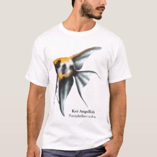 Koi Angelfish T-Shirt