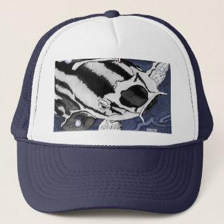 Koi (Black) Trucker Hat