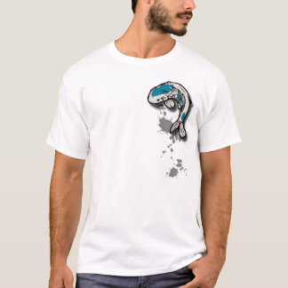 Koi-blue T-Shirt