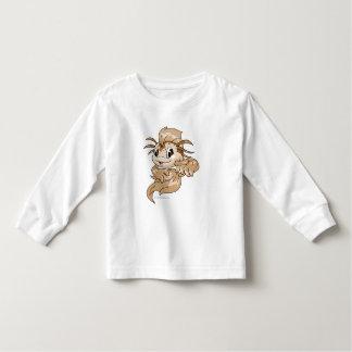 Koi Brown Tshirt