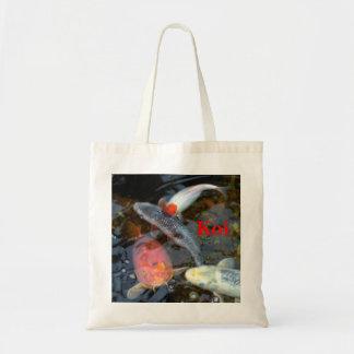 """Koi"" Budget Tote Bag"