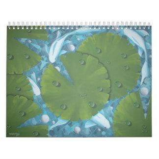 koi calander calendar