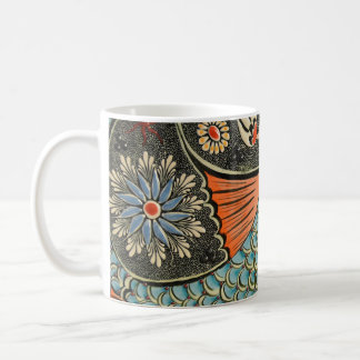 Koi Carp Fish Ceramic Pattern Coffee Mug