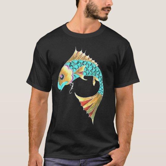 Koi Carp Fish - Symbol for Good Fortune & Luck T-Shirt
