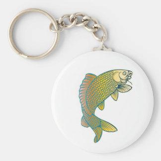 Koi Carp Japanese Fish Key Chain