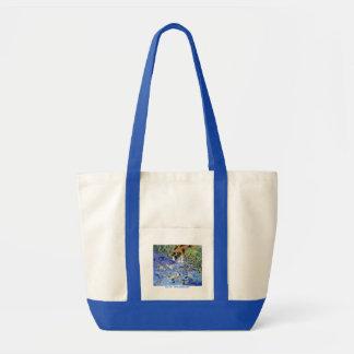 Koi Cat Tote Bag