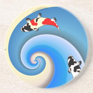 Koi Coaster