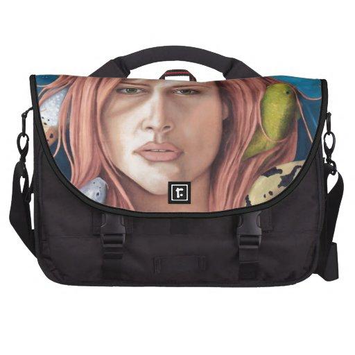 Koi Coral Laptop Bags