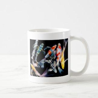 Koi Delight by Artist McKenzie Classic White Coffee Mug