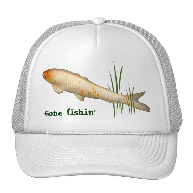 Koi Design - Gone Fishin'
