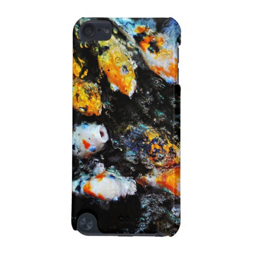 Koi Fish (2) iPod Case iPod Touch 5G Cases