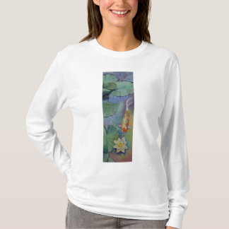 Koi Fish and Lilies T-Shirt
