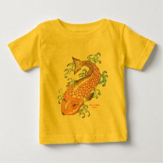 Koi Fish Baby T-Shirt