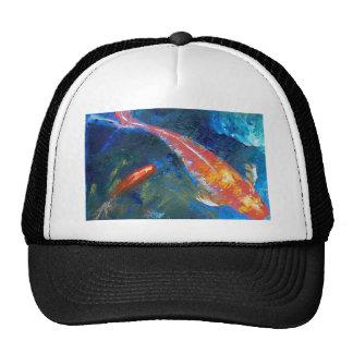 Koi Fish Beauty Trucker Hat