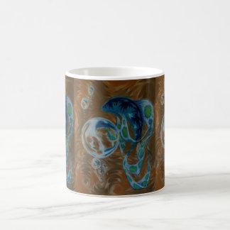 Koi Fish, Beta Fish Coffee Mug