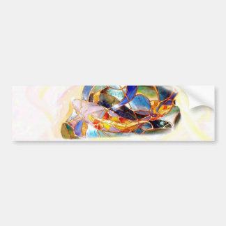 KOI FISH Bumper Sticker