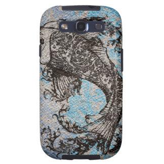 Koi Fish Samsung Galaxy SIII Cases