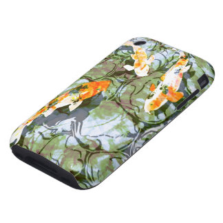Koi Fish Case-Mate Case iPhone 3 Tough Covers
