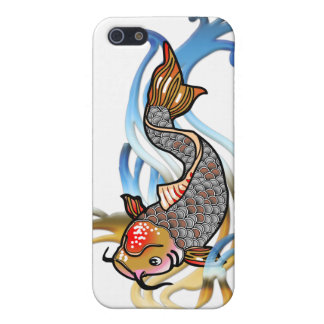 Koi Fish Color iPhone 4 Case