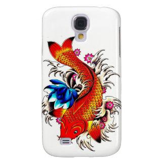 Koi Fish Galaxy S4 Case