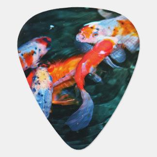 Koi Fish Guitar Pick