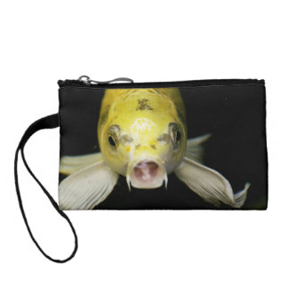 Koi Fish in Japan Coin Wallet
