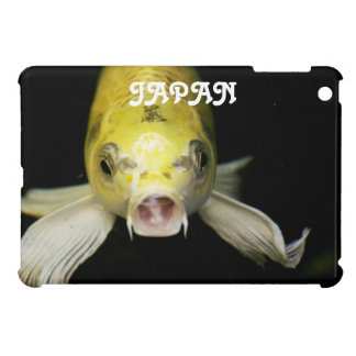 Koi Fish in Japan iPad Mini Cases