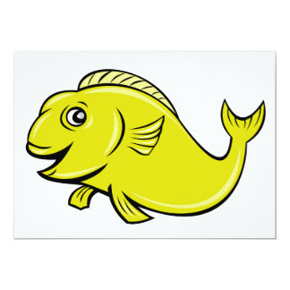 Koi Fish Invitations