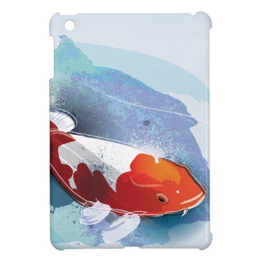 Koi Fish Ipad Mini Case Zazzle