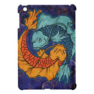 Koi Fish iPad Mini Covers