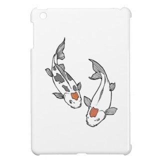 KOI FISH iPad MINI COVER