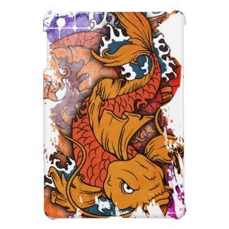Koi Fish Cover For The iPad Mini