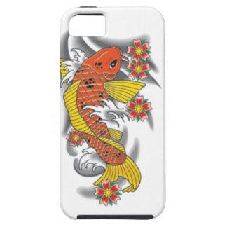 Koi Fish iPhone 5 Case