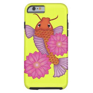 Koi fish iphone 6s case