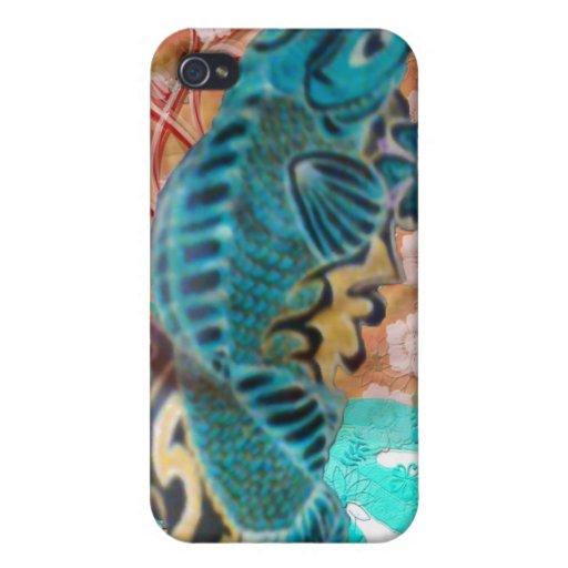 Koi Fish iPhone 4/4S Cover