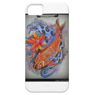 koi fish iPhone SE/5/5s case