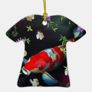 Koi Fish Ornament