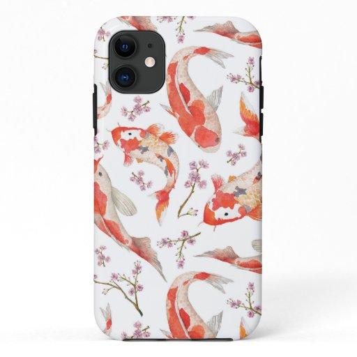 Koi Fish Phone Case