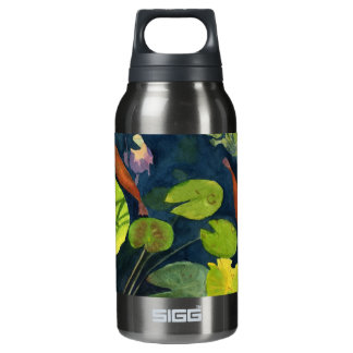 Koi FIsh pond Insulated Water Bottle